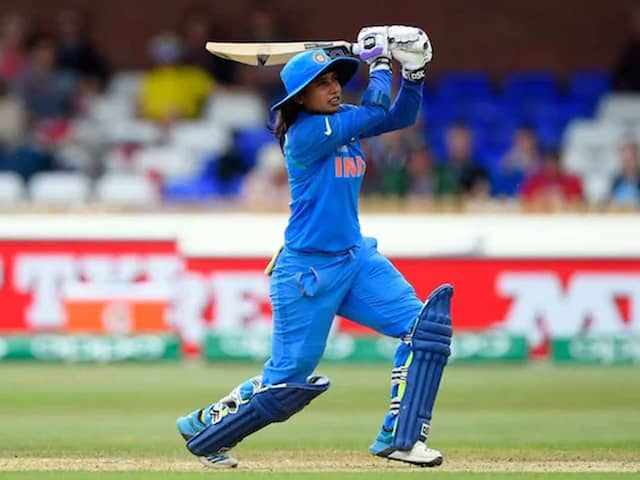"""Mithali Raj Slams Diana Eduljis """"Brazen"""" Support For Her Exclusion From World T20 Semi-Finals"""