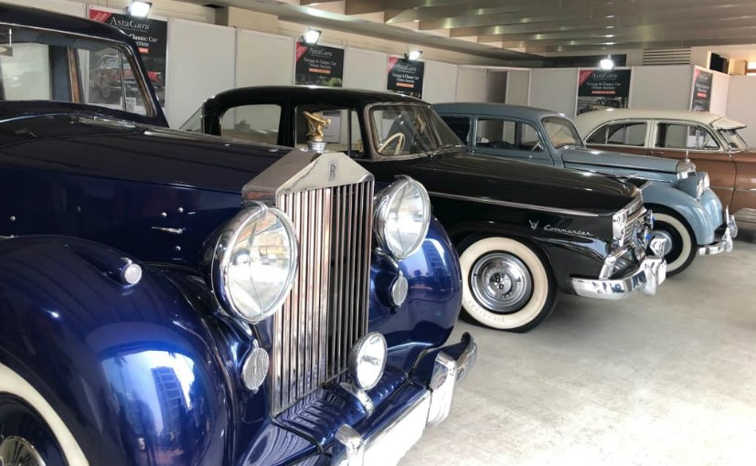 India's first classic and vintage car auction to be held on November 21