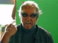 <I>2.0</i>: Akshay Kumar Reveals How Daughter Nitara Reacted To His Scary Look
