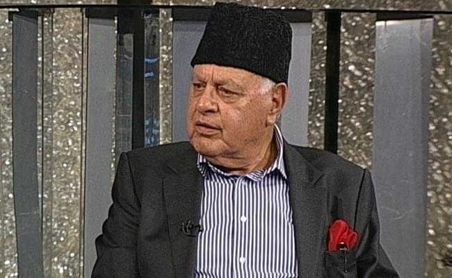 Governor's House No Place To Prove Majority: Farooq Abdullah