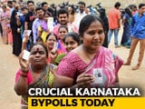 Video : Congress, HD Kumaraswamy Eye BJP Bastions In Karnataka Bypoll Test