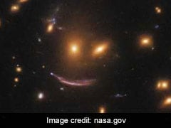 What Caused This Smiley In Space? NASA Explains