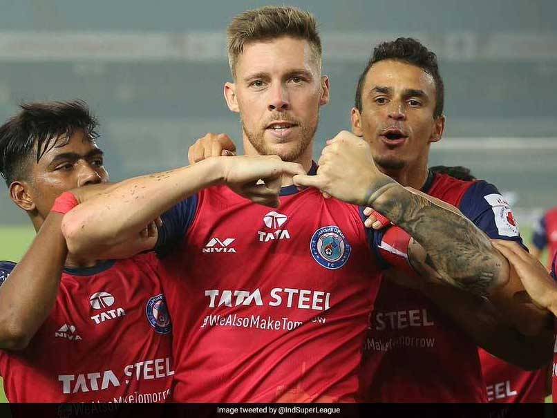 Indian Super League: Jamshedpur FC Deny Delhi Dynamos First Win Of Tournament