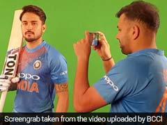 Watch: Rohit Sharma Turns Cameraman Ahead Of 1st T20I Against Australia