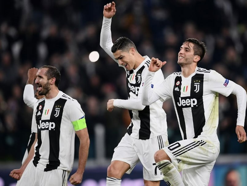 Real Madrid, Juventus And Manchester City Into Champions League Last 16
