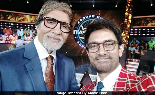a5978a436ba Kaun Banega Crorepati 10 Written Update: Amitabh Bachchan, Thank You For An  Inspiring Episode With Aamir ...