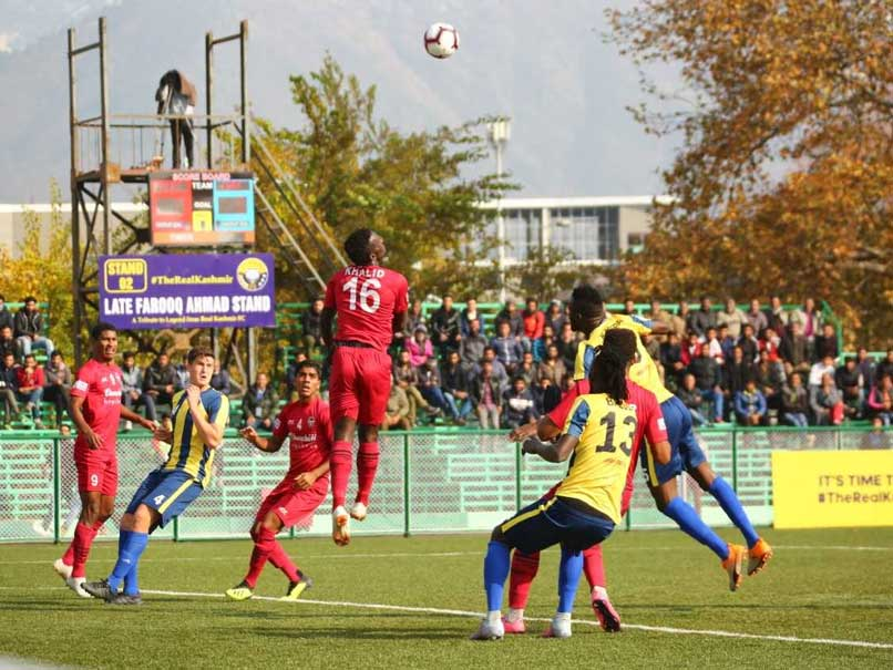 Real Kashmir Play First I-League Match In Srinagar, Held To Goalless Draw By Churchill Brothers