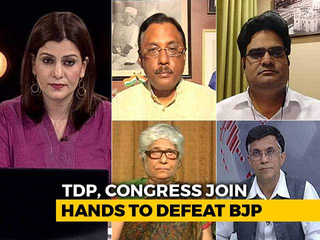 Video : Chandrababu Naidu Tries To Unite Opposition For 2019: But Can It Work?
