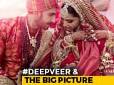 Video : First Wedding Pics Of Deepika, Ranveer After <i>Band Baaja Baaraat</i> In Italy