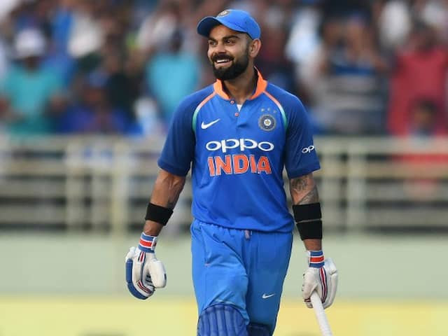 Virat Kohli Wins 7th Man Of The Series Award, Equals Sourav Gangulys Record