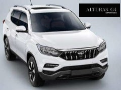 Mahindra Alturas G4 Bookings Open, Launch Date Announced