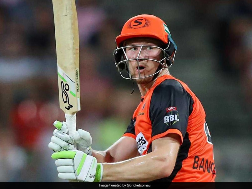 Cameron Bancroft, whose nine-month ban came to an end on Saturday