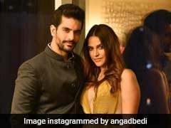 To New Parents Neha Dhupia And Angad Bedi, With Love From Karan Johar, Kajol And Others
