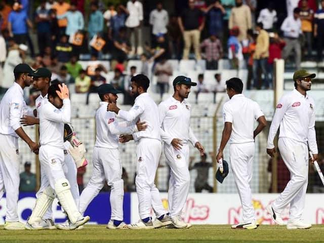 Taijul Islam Helps Bangladesh Beat The Windies In First Test