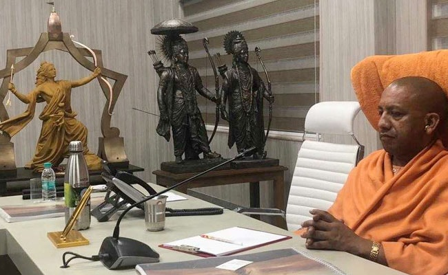 People Using Janeu, Gotra To Gain Prominence, Says Yogi Adityanath
