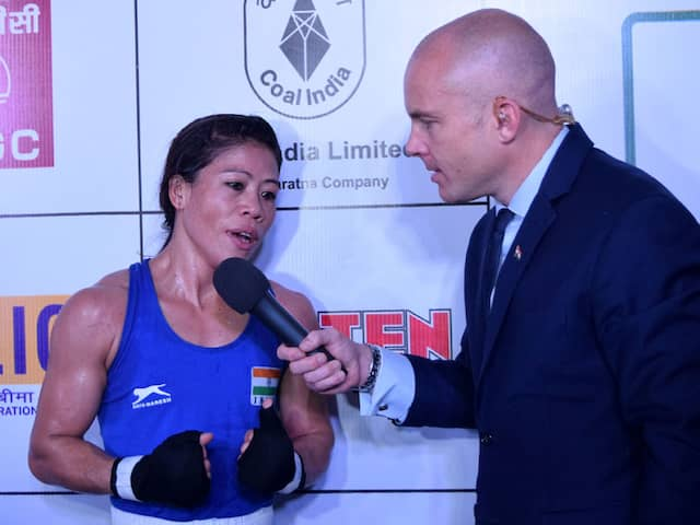 """""""Dedicate This Win To My Country"""": Mary Kom After Winning Her Record Sixth World Championship Gold"""