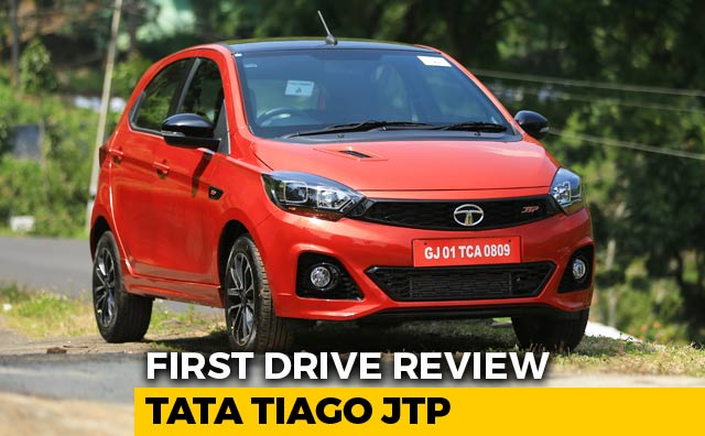 Tata Tiago JTP Review: India's Affordable Hot Hatch