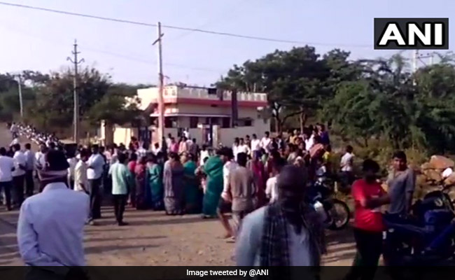 TRS Man Killed On His Way To Fields, Telangana Town Tense After Clashes