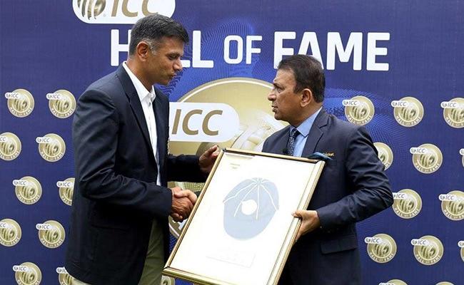 राहुल द्रविड़ आधिकारिक तौर पर आईसीसी हॉल ऑफ फेम में हुए शामिल, लेकिन...