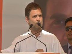 तेलंगाना में पहले KCR जी को हराएंगे, फिर 2019 में नरेंद्र मोदी जी को हराएंगे: राहुल गांधी