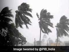 Cyclone Gaja Likely To Cross Tamil Nadu Coast On November 15 Afternoon