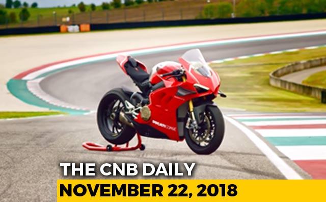 Video : Ducati Panigale V4 R, New Maruti Ertiga Bookings, Volvo XC90 T8