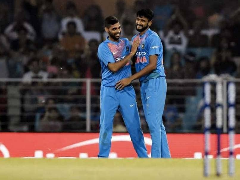 India vs West Indies: Khaleel Ahmed Enjoys Responsibility And Never Lets Pressure Get To Him