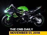 Video: Kawasaki ZX-6R, Range Rover Velar, Honda CB Shine