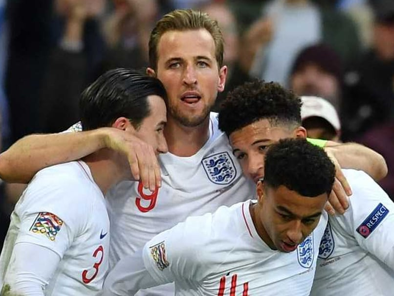 England Beat Croatia To Reach Nations League Final Four