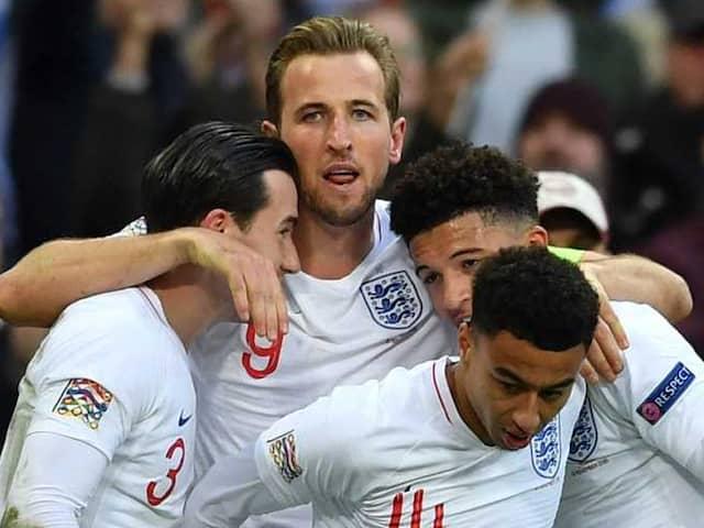 England Beat Croatia To Reach Nations League Final Four
