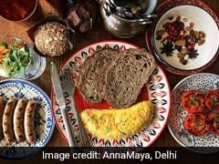 A Chance To Buy Fresh, Organic, Artisanal Products At Market Edition Of AnnaMaya's Lazy Sunday Breakfast