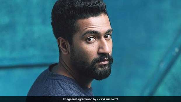 46dd1f589eb Vicky Kaushal Gained 15 Kg Muscle Weight For Latest Film  His Video ...