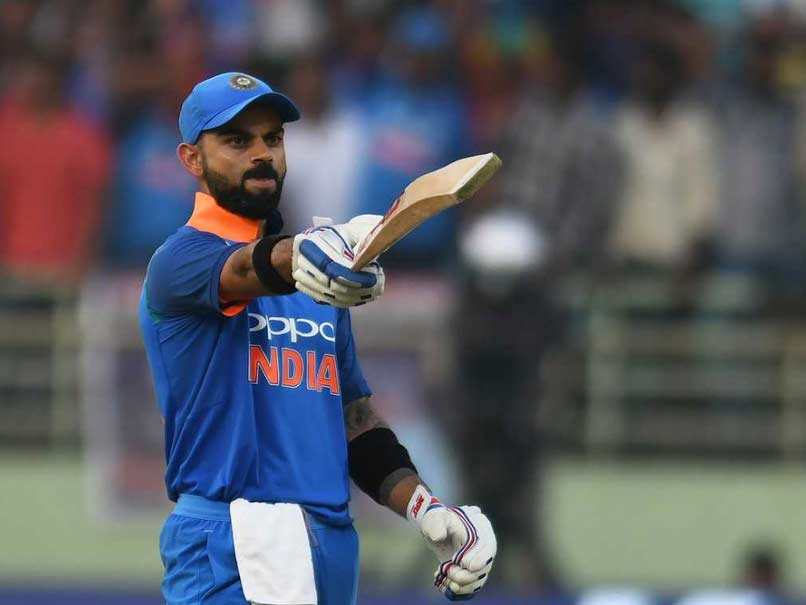 """Virat Kohli Going To Be The Difference Between India And Australia Down Under,"" Says Michael Vaughan"