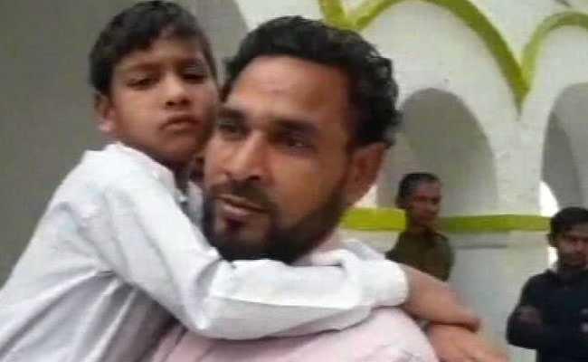 UP Teacher Thrashes Boy For Vomiting In Class On Children's Day