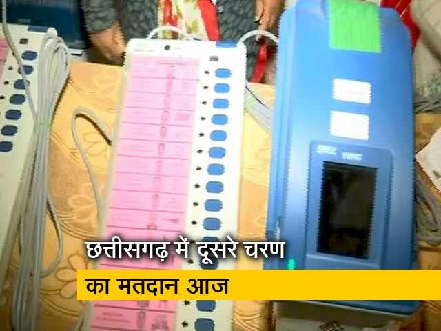 Videos : TOP News @8 AM : छत्तीसगढ़ में दूसरे चरण का मतदान आज, अजीत जोगी समेत कई दिग्गज मैदान में