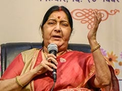 All Issues Raised On Rafale Deal Clarified By Top Court: Sushma Swaraj
