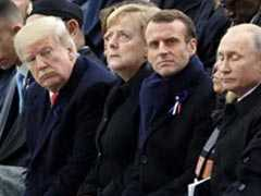 After Trump Attacks On Emmanuel Macron, France Asks For 'Common Decency'