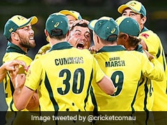 Aaron Finch Proud Of Australia
