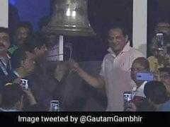 IND vs WI: अजहर को ईडन गार्डंस पर 'खास सम्मान' देने से गौतम गंभीर खफा, बोले-यह BCCI की हार..