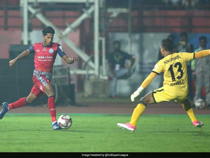 ISL: Jamshedpur FC beat Goa FC by 4-1, Sosairaj scored double
