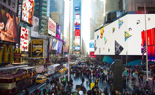 New York Man Plotted Attack On Times Square, Killing Police: Prosecutor