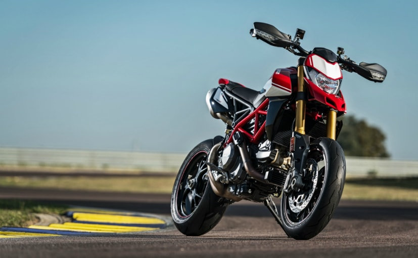 The 2019 Ducati Hypermotard 950 has been unveiled in Milan, ahead of EICMA 2018