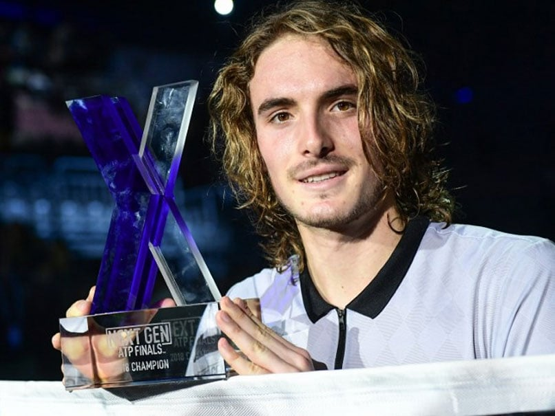 "Champion Stefanos Tsitsipas ""Confused"" By Next Gen ATP Final Rules"