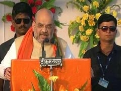 Amit Shah Accuses Mizoram Government Of Misusing Central Funds