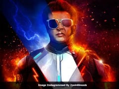 As <i>2.0</i> Releases, A Rare Tweet From Rajinikanth: 'The Magnificent Day Has Arrived'
