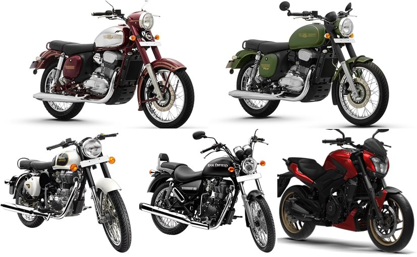 The Jawa and Jawa Forty Two are priced at Rs. 1.55 lakh and Rs. 1.64 lakh respectively