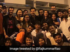 Rajkummar Rao Announces The Wrap Of <I>Made In China</I> With This Pic