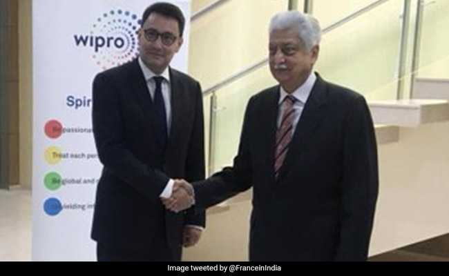 Wipro's Azim Premji Honoured With Highest French Civilian Award