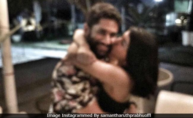 'Happy Birthday To The One Born For Me.' Samantha Ruth Prabhu's Sweet Post For Husband Naga Chaitanya (Blurred, But Never Mind)