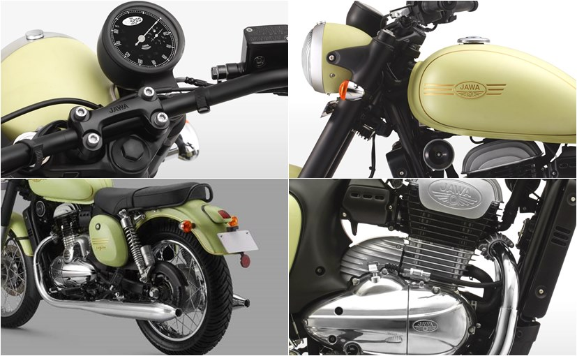 Jawa Forty Two 5 Key Features You Need To Know Ndtv